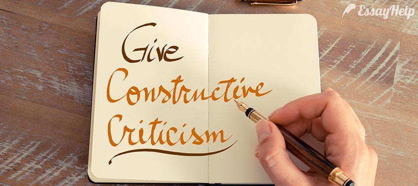 Constructive Criticism Learning