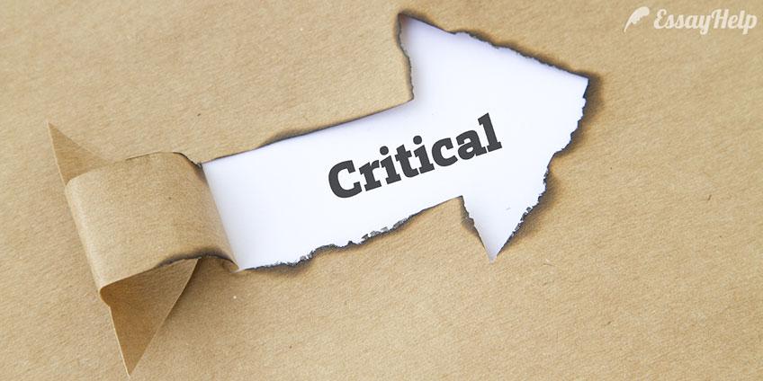 Criticism Plan